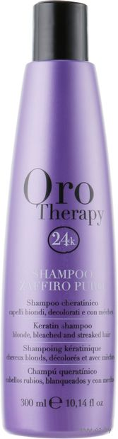 "Шампунь для волос ""Zaffiro Puro"" (300 мл) — фото, картинка"