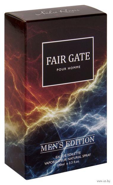 "Туалетная вода для мужчин ""Fair Gate"" (100 мл) — фото, картинка"