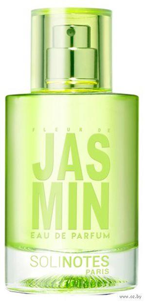 """Парфюмерная вода для женщин """"Fleur De Jasmin"""" (50 мл) — фото, картинка"""
