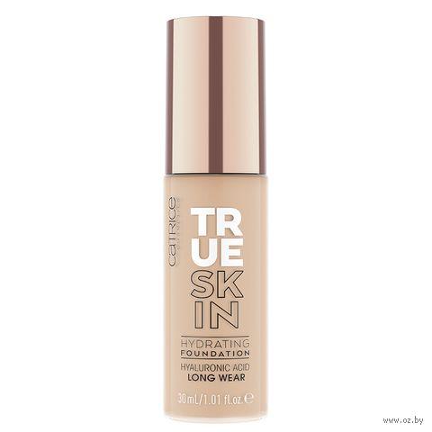 """Тональный крем для лица """"True Skin Hydrating Foundation"""" тон: 030, neutral sand — фото, картинка"""