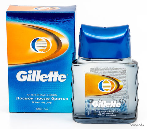 "Лосьон после бритья ""Gillette"" (50 мл)"