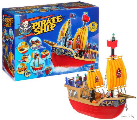 """Игровой набор """"Пиратский корабль"""" (арт. К23247)"""