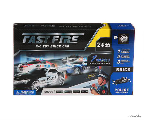 "Автомобиль на радиоуправлении ""Fast Fire"" (арт. 2028-1J02A) — фото, картинка"