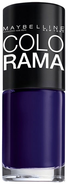 """Лак для ногтей """"Colorama"""" (тон: 325, фиолетовый) — фото, картинка"""