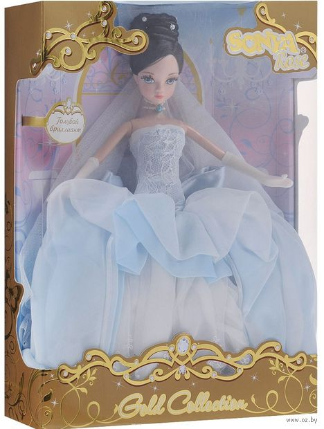 """Кукла """"Соня Роуз. Голубой бриллиант"""""""