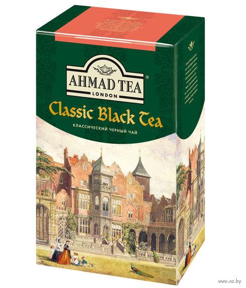 """Чай черный листовой """"Ahmad Tea. Классический"""" (100 г) — фото, картинка"""