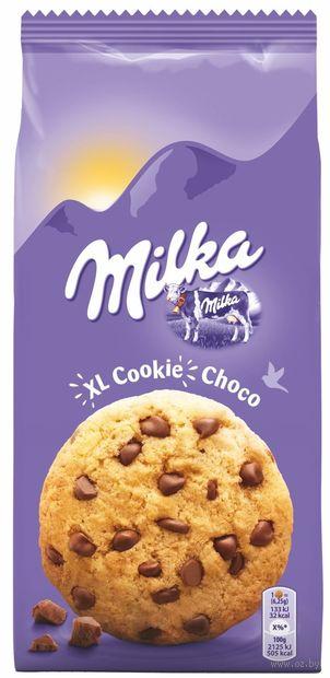 "Печенье ""Milka. Choco XL"" (184 г) — фото, картинка"