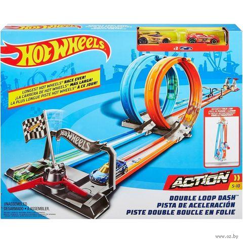 """Игровой набор """"Hot Wheels. Скоростные мёртвые петли"""" — фото, картинка"""