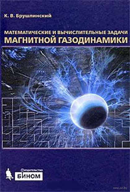 Математические и вычислительные задачи магнитной газодинамики. Константин Брушлинский