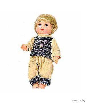 Кукла-мальчик (в рюкзачке)