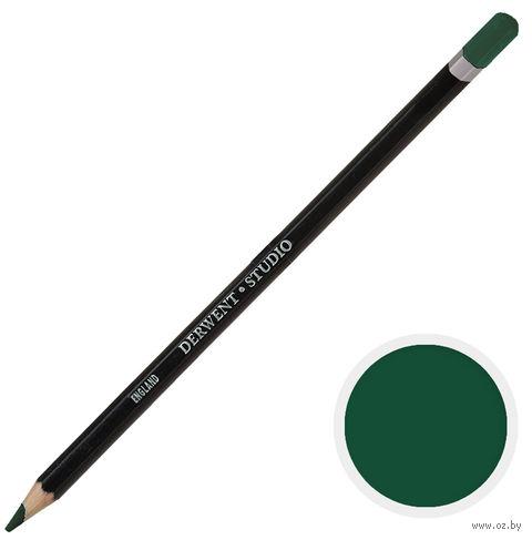 Карандаш цветной Studio 43 (зеленый бутылочный)
