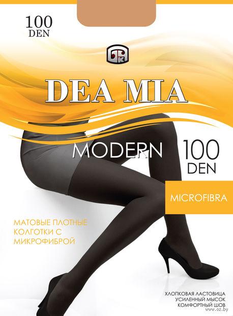 "Колготки женские теплые ""Dea Mia. Modern 100"""