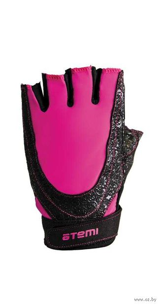 Перчатки для фитнеса AFG-06p (L) — фото, картинка