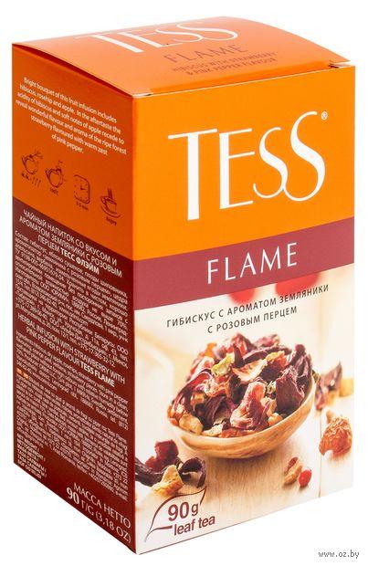"""Чай красный листовой """"Tess. Flame"""" (90 г) — фото, картинка"""