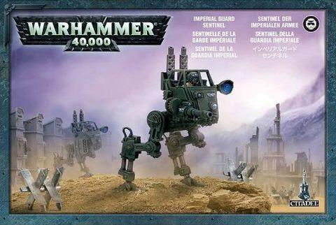 Warhammer 40.000. Astra Militarum. Sentinel (47-12) — фото, картинка
