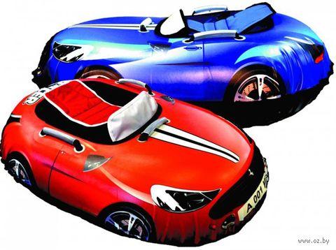 """Тюбинг """"Snow Cars МО-1"""" (120x90 см) — фото, картинка"""