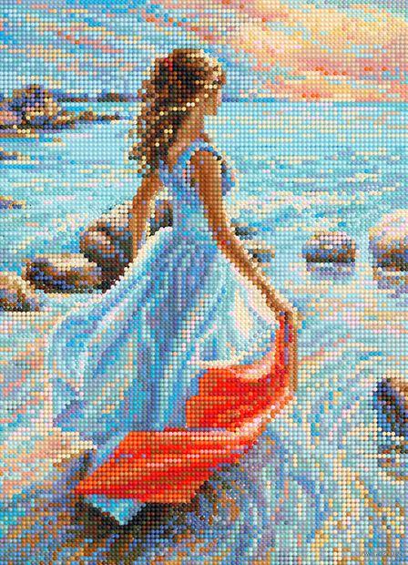 "Алмазная вышивка-мозаика ""Навстречу мечте"" (360х260 мм) — фото, картинка"