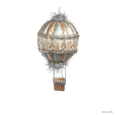 """Ёлочная игрушка """"Воздушный шар"""" — фото, картинка"""