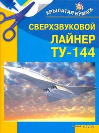 Сверхзвуковой лайнер ТУ-144. И. Селютин
