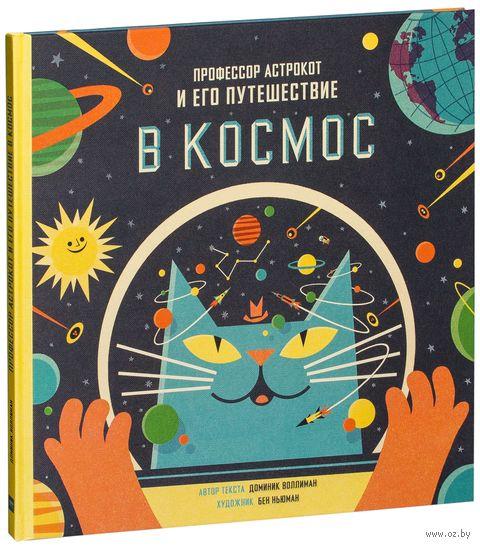 Профессор Астрокот и его путешествие в космос — фото, картинка