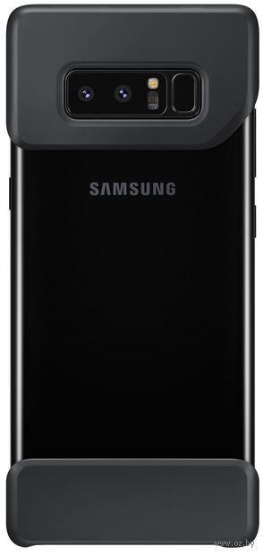 Чехол для телефона Samsung Galaxy Note 8 2Piece Cover Great (черный) — фото, картинка