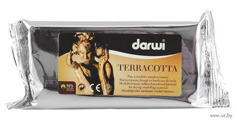 """Глина полимерная самозатвердевающая """"Darwi"""" (терракотовый; 250 г) — фото, картинка"""