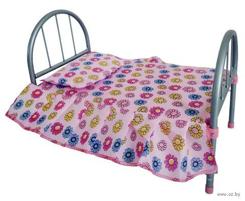 Кроватка для кукол (арт. 9342-1) — фото, картинка
