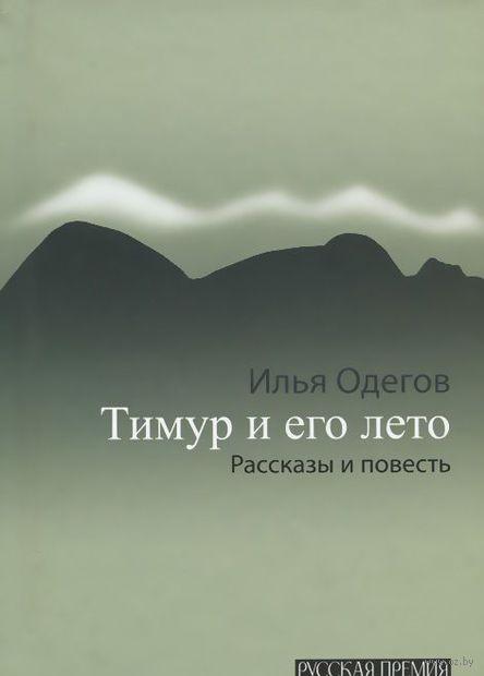 Тимур и его лето. Илья Одегов