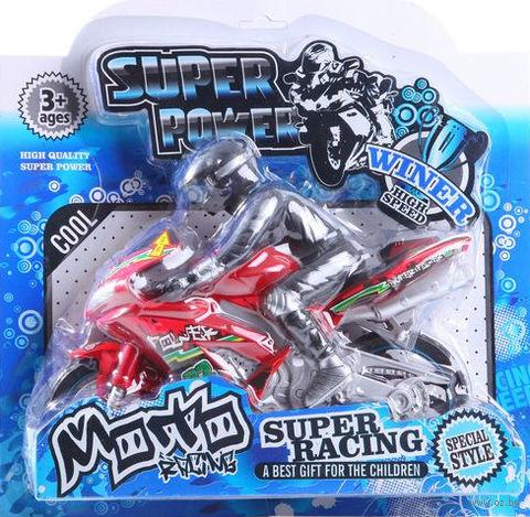 Мотоцикл (арт. 9920A) — фото, картинка