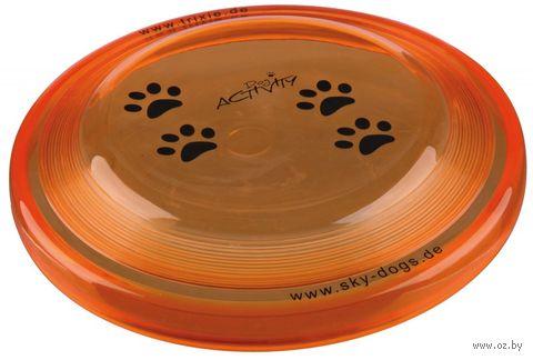 """Диск для дрессировки собак """"Dog Disc"""" (23 см) — фото, картинка"""
