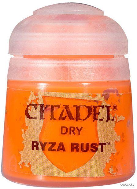 "Краска акриловая ""Citadel Dry"" (ryza rust; 12 мл) — фото, картинка"