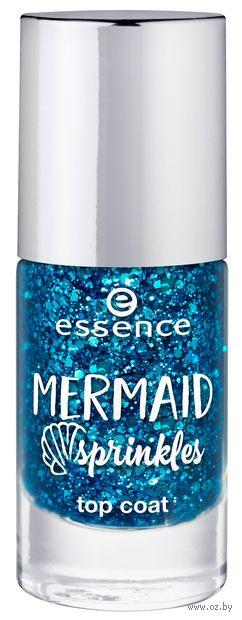 """Верхнее покрытие для ногтей """"Mermaid Sprinkles"""" тон: 38 — фото, картинка"""