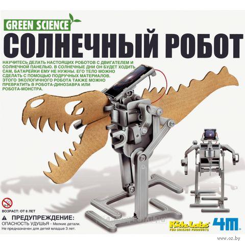 """Конструктор """"Солнечный робот"""" — фото, картинка"""