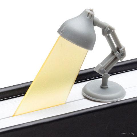 """Закладка """"Lightmark"""" (белая)"""