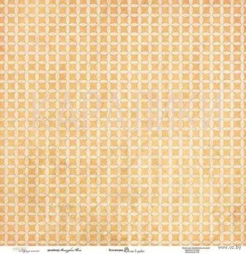 Бумага для скрапбукинга (арт. FLEER108)