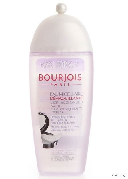 "Мицеллярная вода для снятия макияжа ""Bourjois"" (250 мл)"