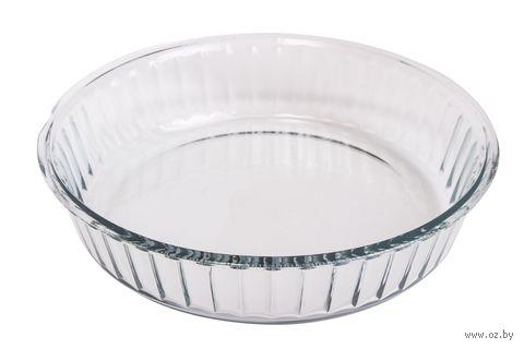 Форма для выпекания стеклянная (260х58 мм) — фото, картинка