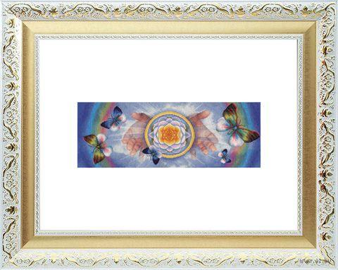 """Вышивка крестом """"Дар жизни"""" (560х215 мм) — фото, картинка"""