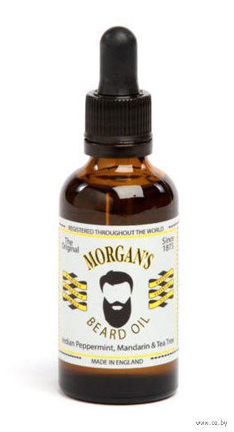 "Масло для бороды ""Morgan's"" (50 мл) — фото, картинка"