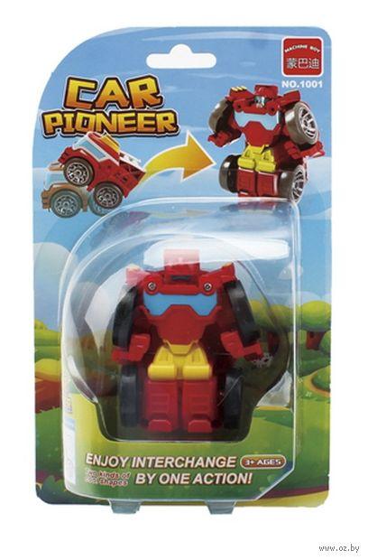 Робот-трансформер (арт. 1001) — фото, картинка