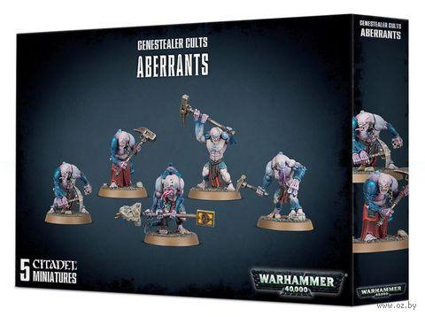 Warhammer 40.000. Genestealer Cults. Aberrants (51-60) — фото, картинка