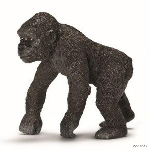 """Фигурка """"Детеныш гориллы"""" (4,5 см)"""