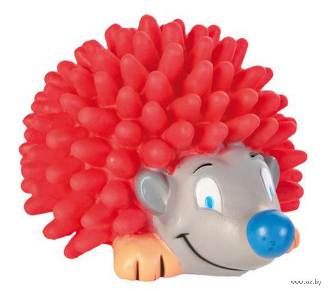 """Игрушка для собак с пищалкой """"Ежик"""" (10 см)"""