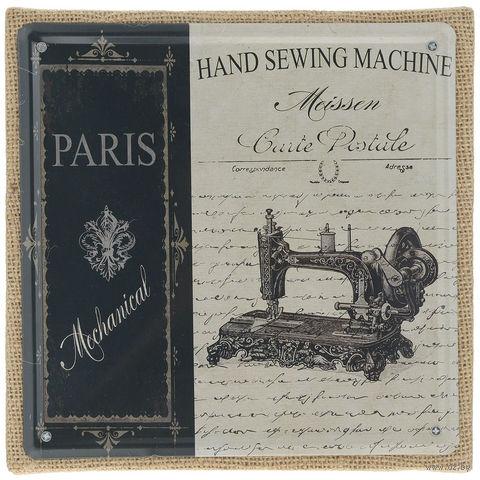 """Постер """"Швейная машинка"""" (арт. 37431) — фото, картинка"""