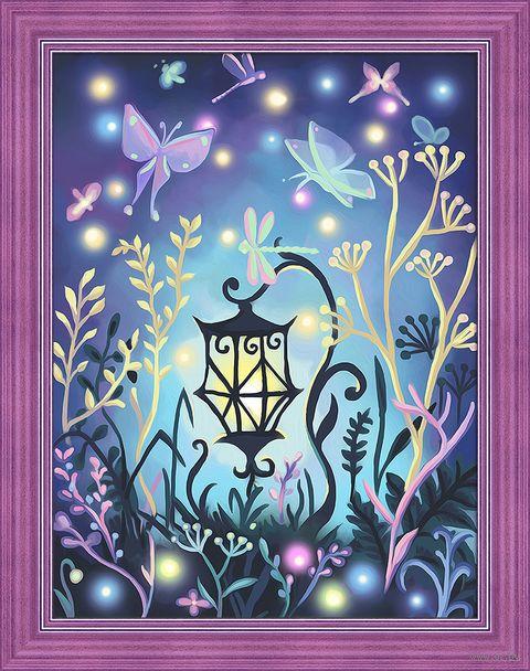 """Алмазная вышивка-мозаика """"Волшебный фонарь"""" (300х400 мм) — фото, картинка"""