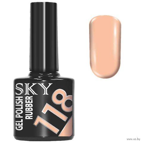 """Гель-лак для ногтей """"Sky"""" тон: 118 — фото, картинка"""