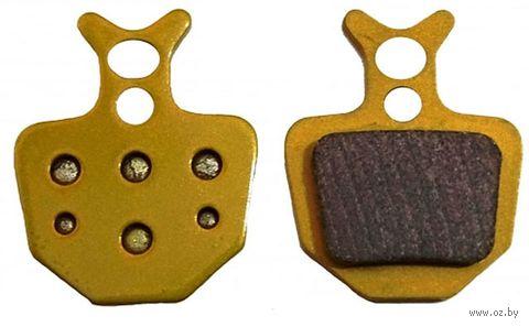 """Колодки тормозные для велосипеда """"DS-31 Sintered"""" — фото, картинка"""