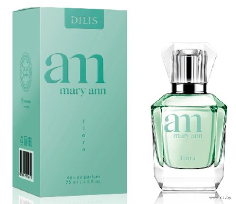 "Парфюмерная вода для женщин ""Mary Ann flora"" (75 мл) — фото, картинка"