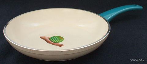 """Сковорода алюминиевая с керамическим покрытием """"Макси"""" (28 см; арт. MI.CFP.28)"""