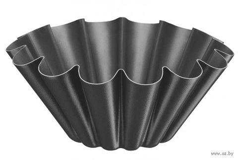 Форма для выпекания кекса металлическая с антипригарным покрытием (22x10 см, арт. 20065022)